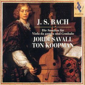 Johann Sebastian Bach, Die Sonaten für Viola da gamba und Cembalo, 00000059330929