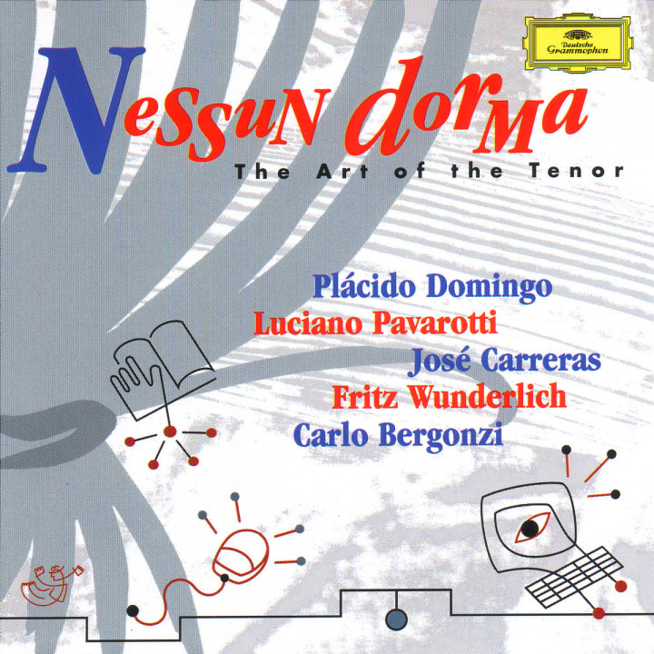 Nessun Dorma - The Art Of The Tenor 0028946378326
