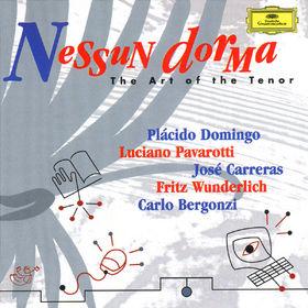 Plácido Domingo, Nessun Dorma - The Art Of The Tenor, 00028946378328