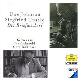 Siegfried Unseld, Der Briefwechsel zwischen Uwe Johnson und Siegfried Unseld, 00028946991121