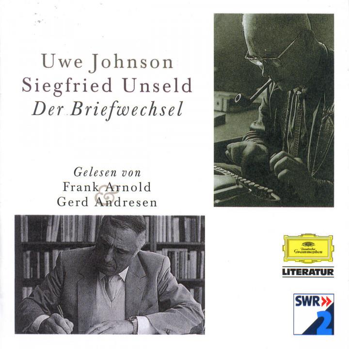 Der Briefwechsel zwischen Uwe Johnson und Siegfried Unseld 0028946991125