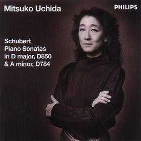 Franz Schubert, Schubert: Piano Sonatas in D major, D850 & A minor, D784, 00028946448021