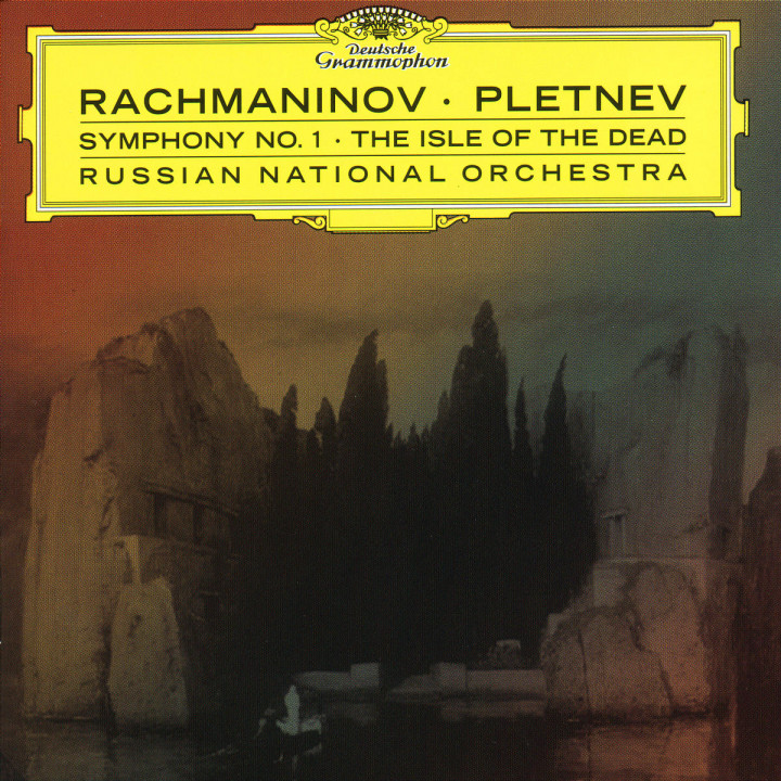 Rachmaninov: Symphony No.1; The Isle of Dead 0028946307520