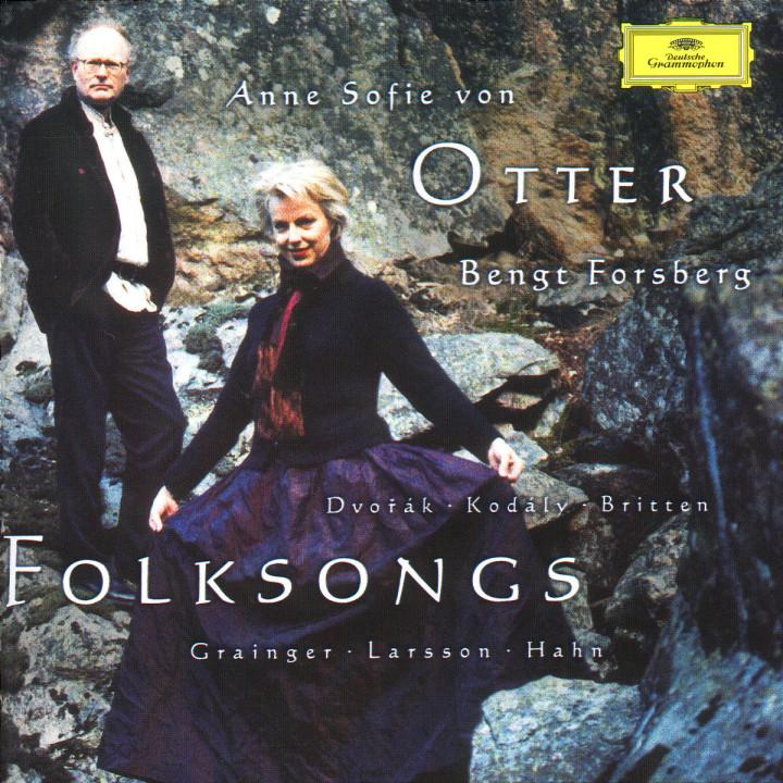 Anne-Sofie von Otter - Folksongs 0028946347924