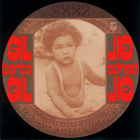 Gilberto Gil, Expresso 2222; 1972, 00731454281423