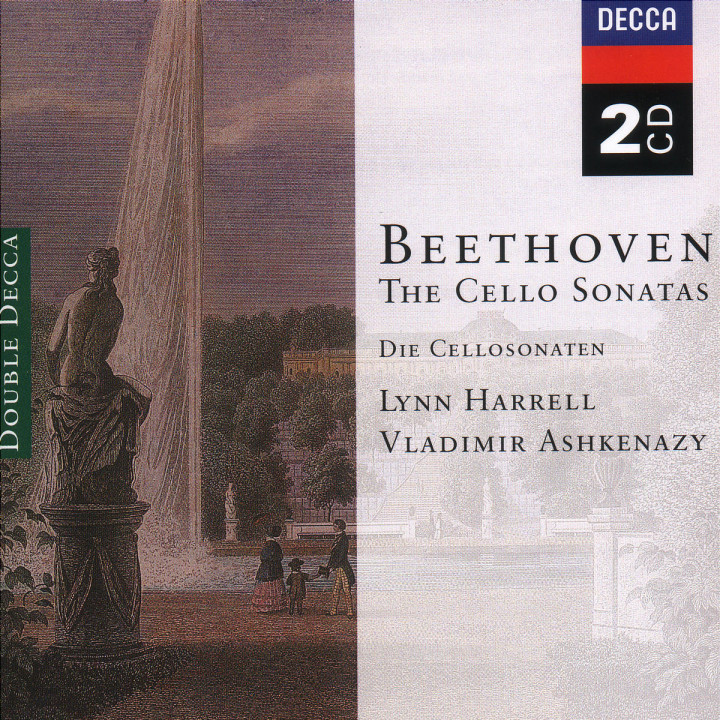 Beethoven: Cello Sonatas 0028946673324
