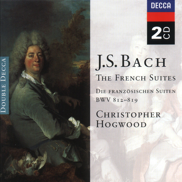 Bach, J.S.: The French Suites 0028946673623