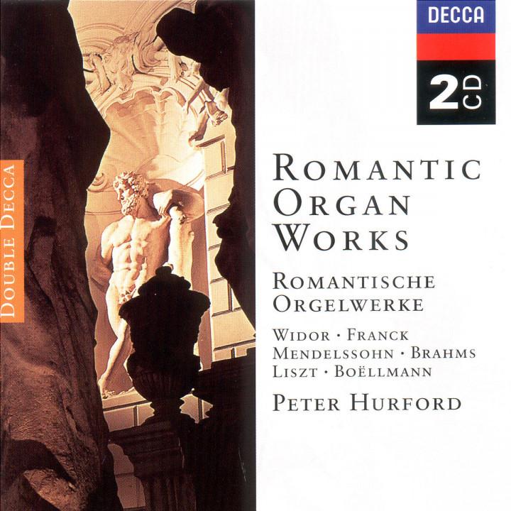 Romantische Orgelwerke 0028946674222