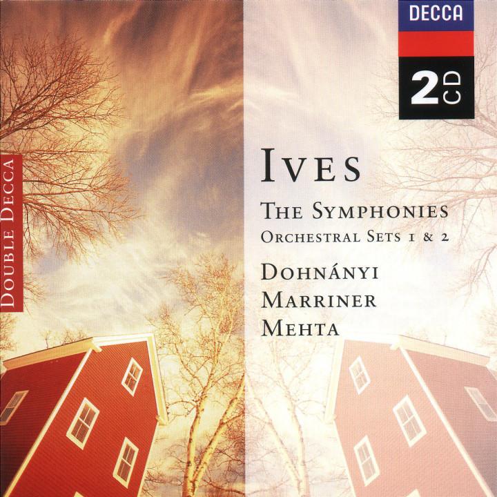 Die Sinfonien; Orchestral Sets 1 & 2 0028946674521