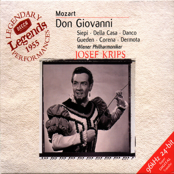 Mozart: Don Giovanni 0028946638925