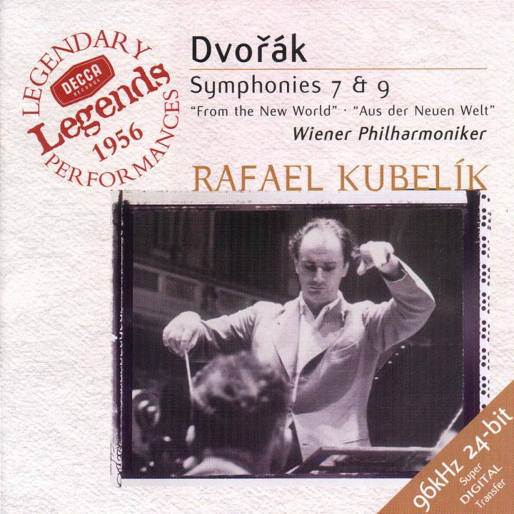 Dvorák: Symphonies Nos.7 & 9 0028946699429