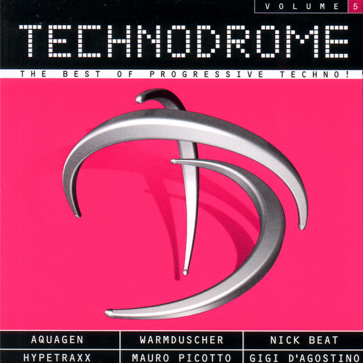 Technodrome (Vol. 5) 0731454186823