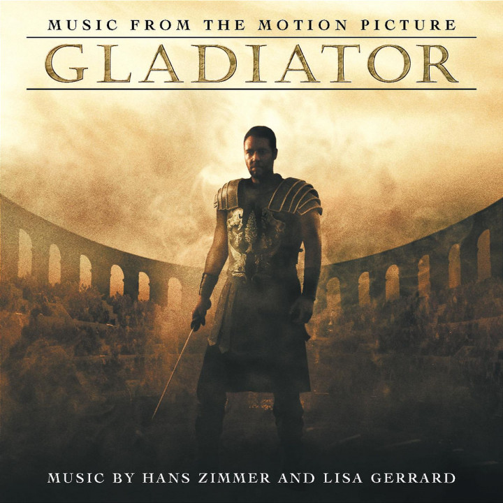 Gladiator - Music from the Motion Picture 0028946709423
