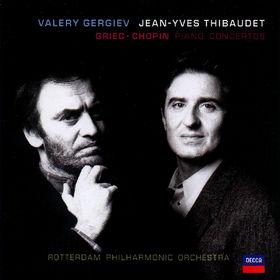 Edvard Grieg, Klavierkonzert in a-moll op. 16; Klavierkonzert in f-moll op. 21, 00028946709320