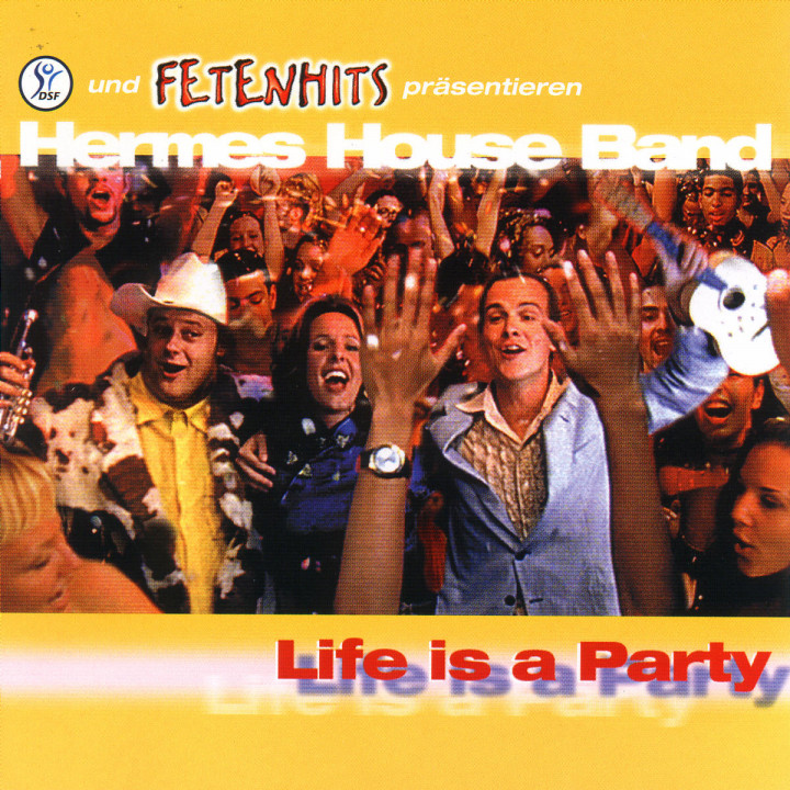 Life Is A Party 0731454393423