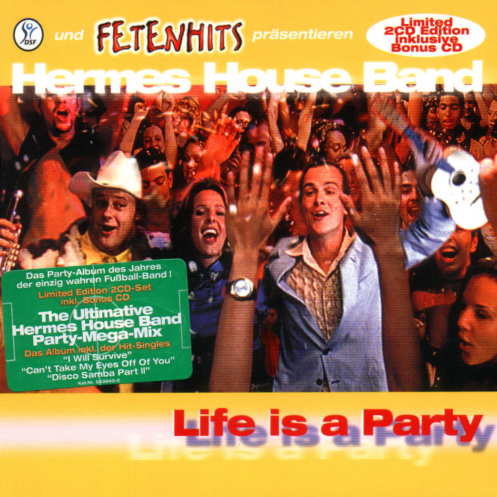 Life Is A Party - Limited Edition 0731454394022