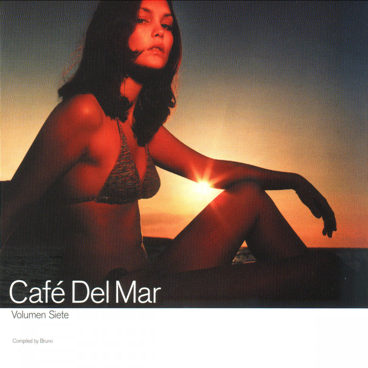 Cafe Del Mar Volumen Siete 0731452491220