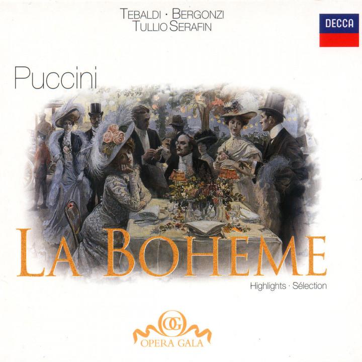 La Bohème (Auszüge) 0028945824824