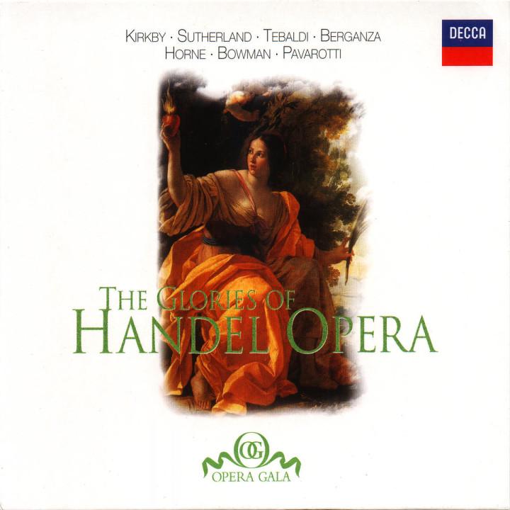 The Glories of Handel Opera 0028945824927