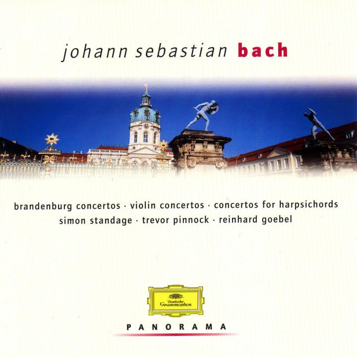 Brandenburgische Konzerte; Violinkonzerte; Cembalokonzerte 0028946910326