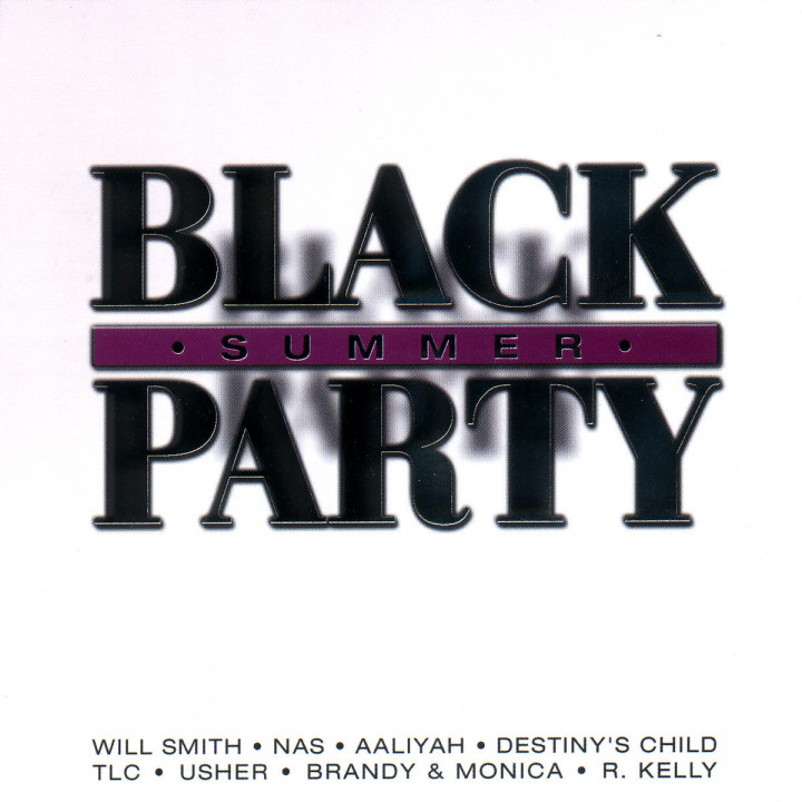 Black Summer Party 0731454148122