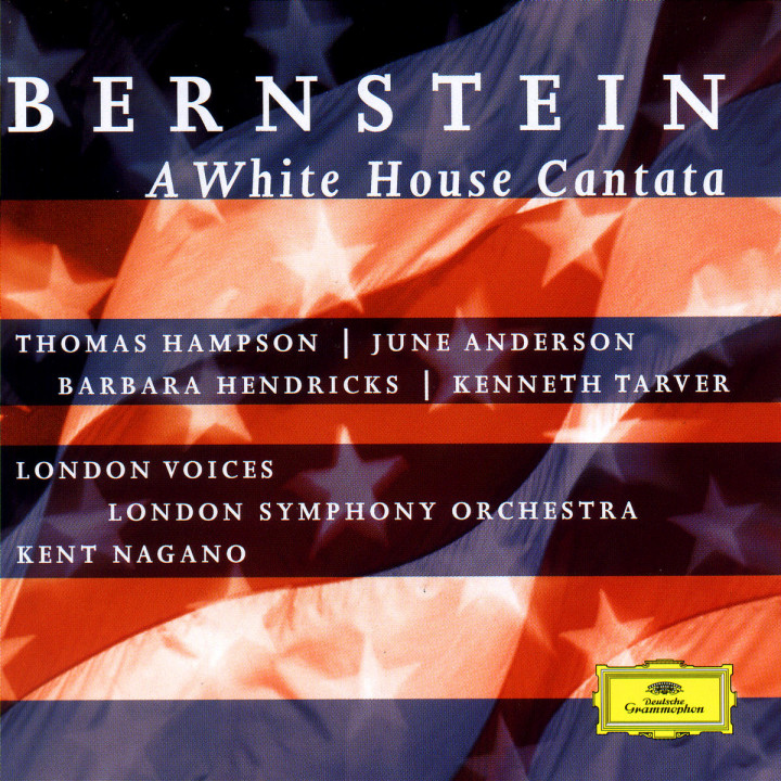 A White House Cantata 0028946344828