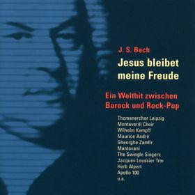 Johann Sebastian Bach, Jesus bleibt meine Freude, 00731452491121