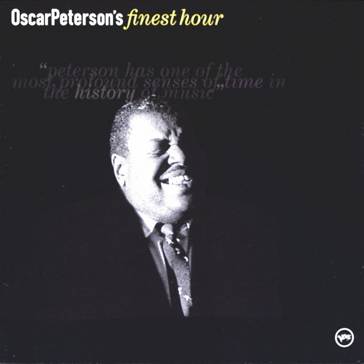 Oscar Peterson's  Finest Hour 0731454359922