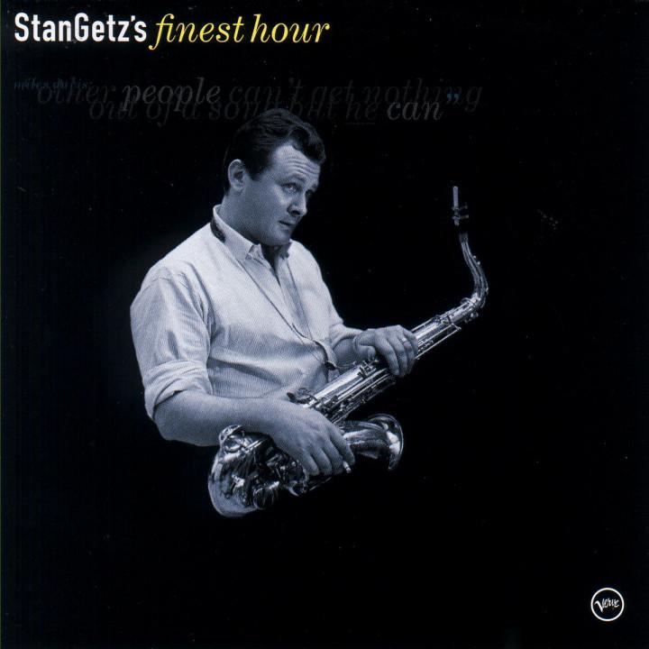 Stan Getz's  Finest Hour 0731454360122