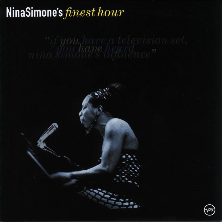 Nina Simone's Finest Hour 0731454360421