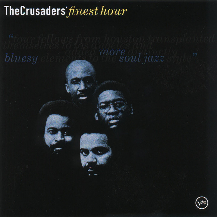 The Crusaders: Finest Hour 0731454376224