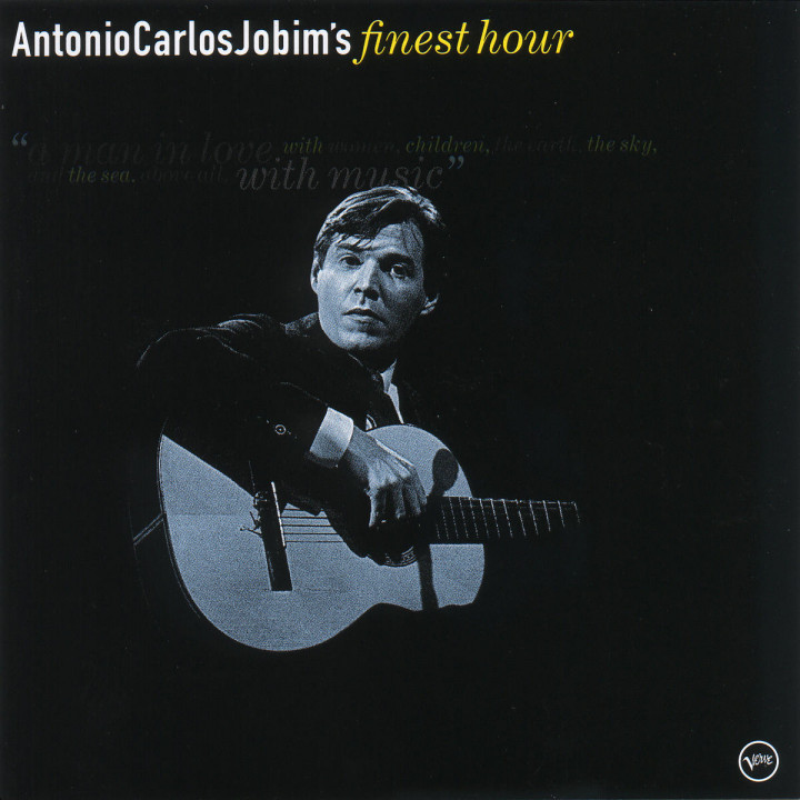 Antonio Carlos Jobim: Finest Hour 94906693