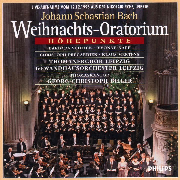Weihnachts-Oratorium BWV 248 - Hihglights 0028946584729