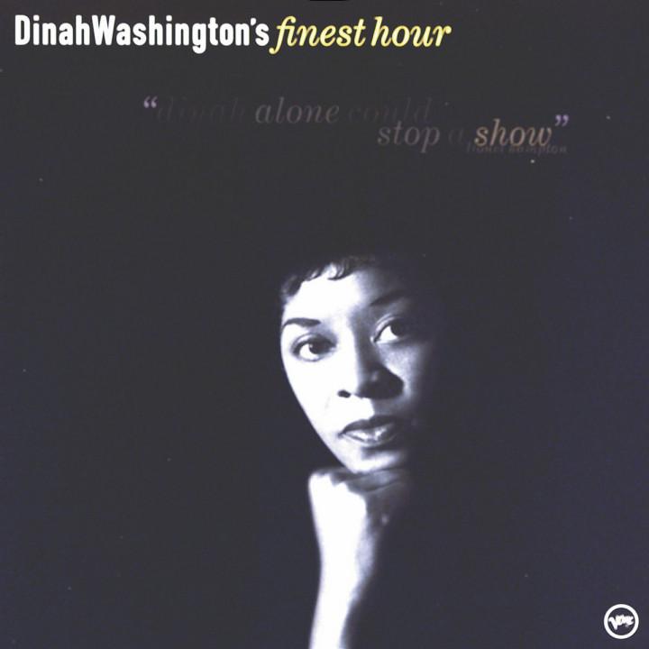 Dinah Washington: Finest Hour 0731454359623