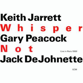 Whisper Not, 00731454381628