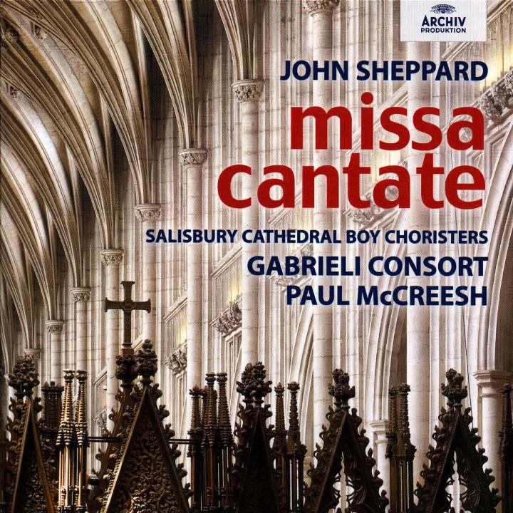 Missa Cantate; Verbum Caro 0028945765826