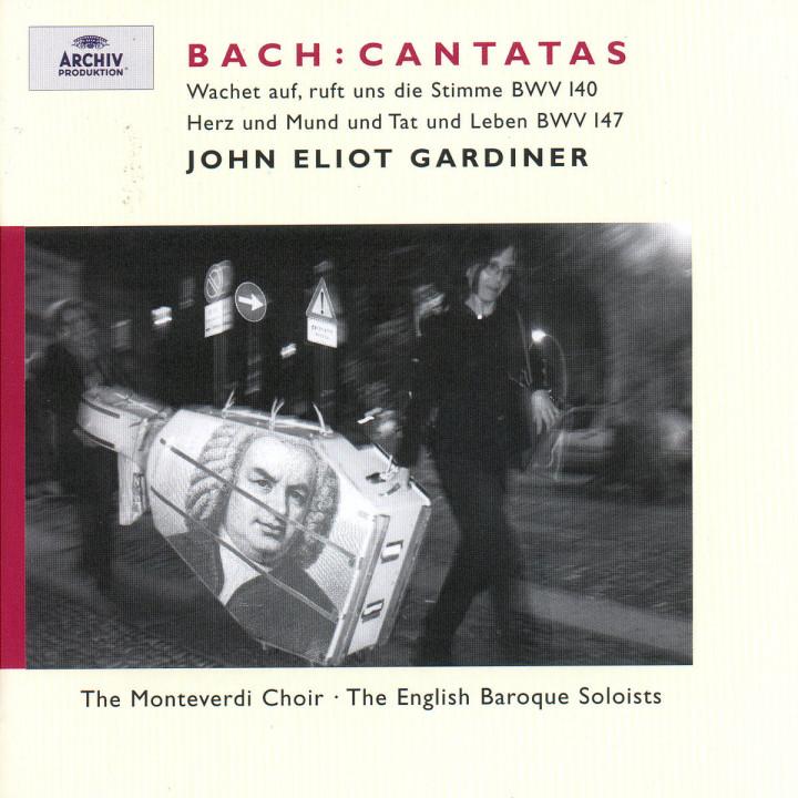 Bach, J.S.: Cantatas BWV 140 & 147 0028946358722