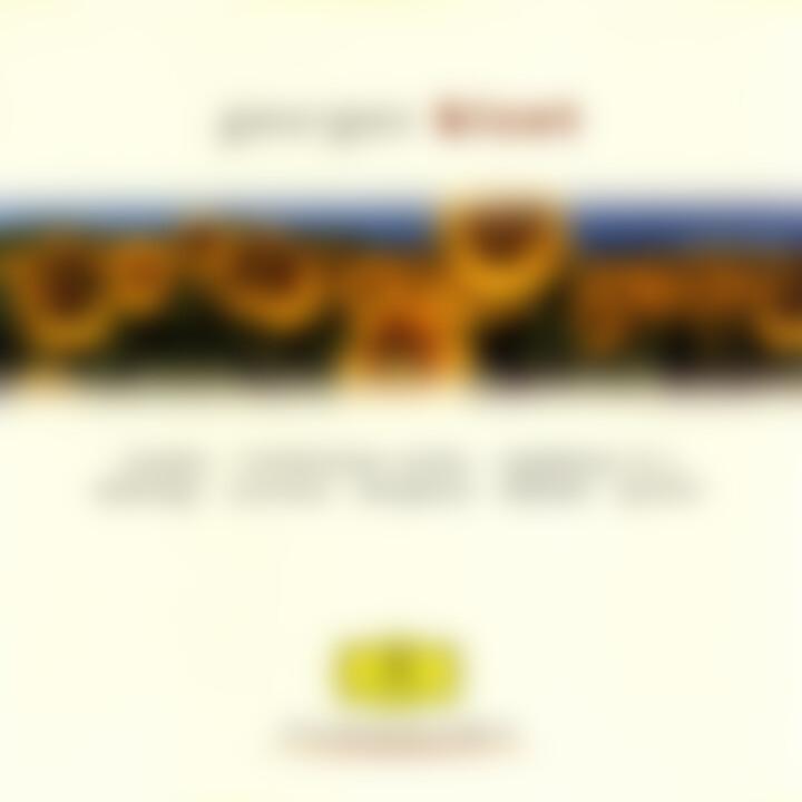 Carmen (Auszüge); L'Arlésienne Suiten; Sinfonie Nr. 1 0028946912122