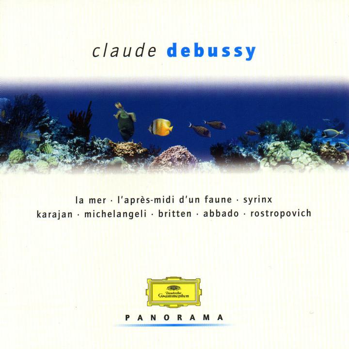Debussy: String Quartet; La Mer; Préludes 0028946913020