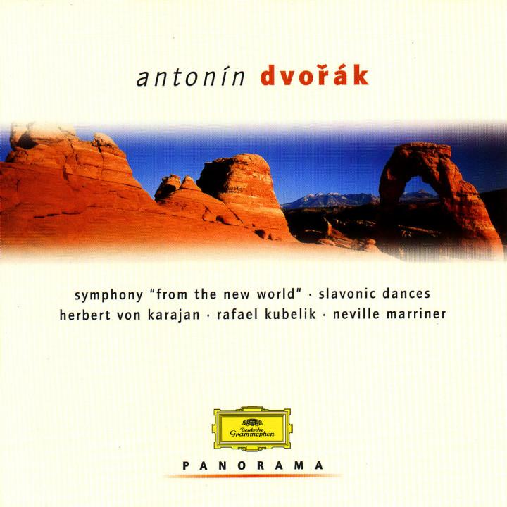 """Sinfonie """"Aus der Neuen Welt""""; Slawische Tänze 0028946913329"""
