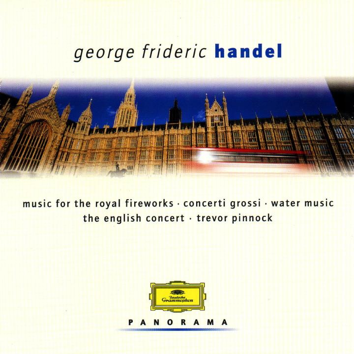 Handel: Water Music; Concerti grossi 0028946914526