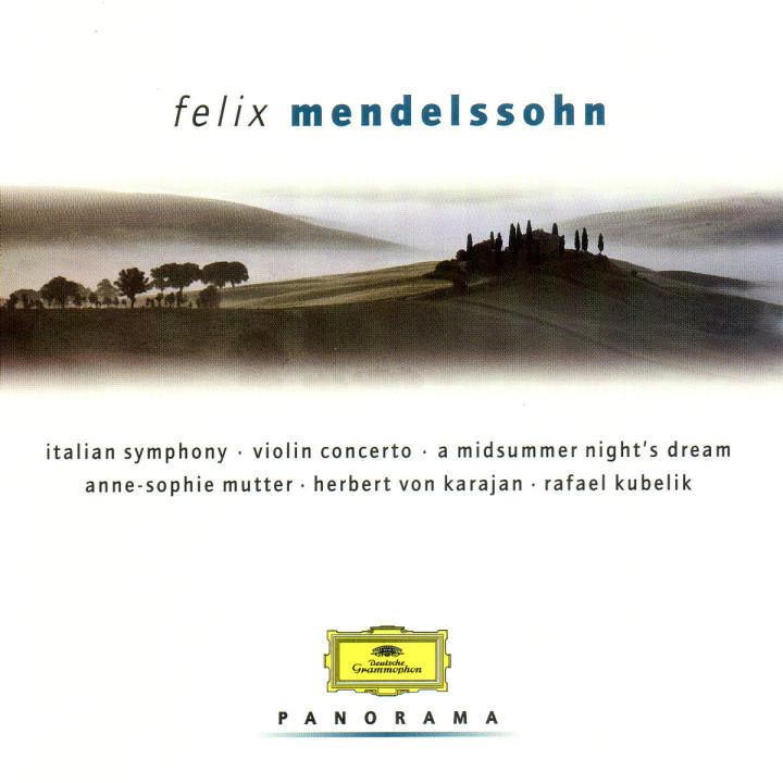 Mendelssohn: Violin Concerto; A Midsummer Night's Dream 0028946915723