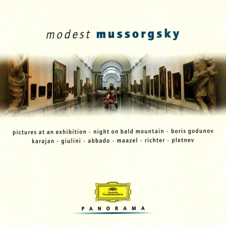 Mussorgsky: Pictures at an Exhibition etc. 0028946916920
