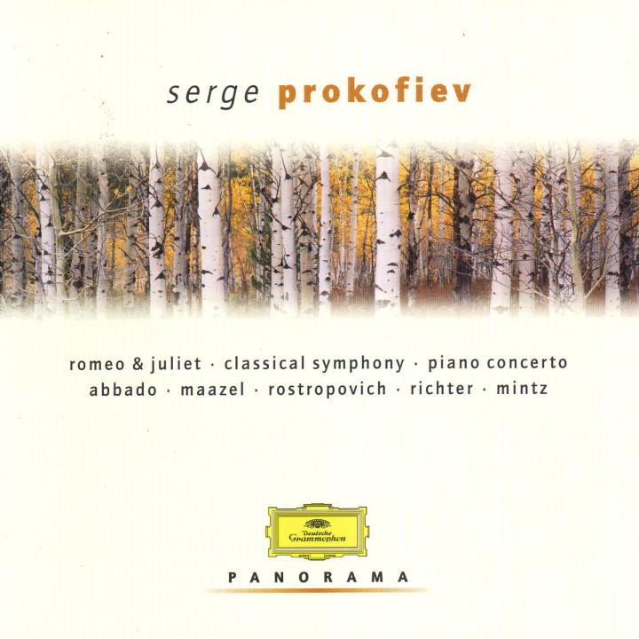 Romeo & Julia; Symphonie classique; Klavierkonzert Nr. 3 0028946917220