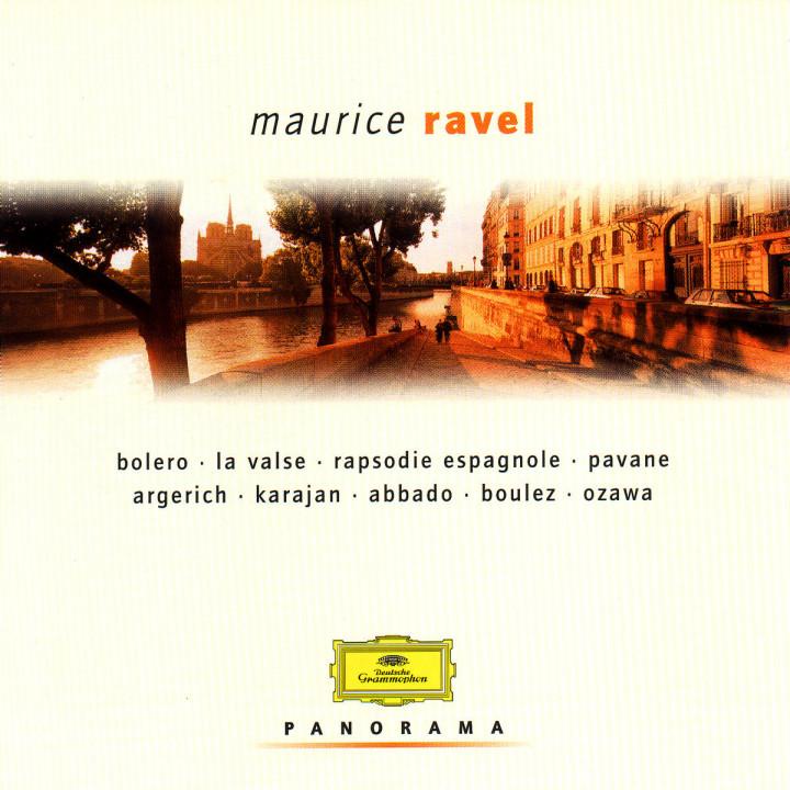 Ravel-Set: Karajan/Boulez/Abbado/Ozawa/Argeric 0028946918427