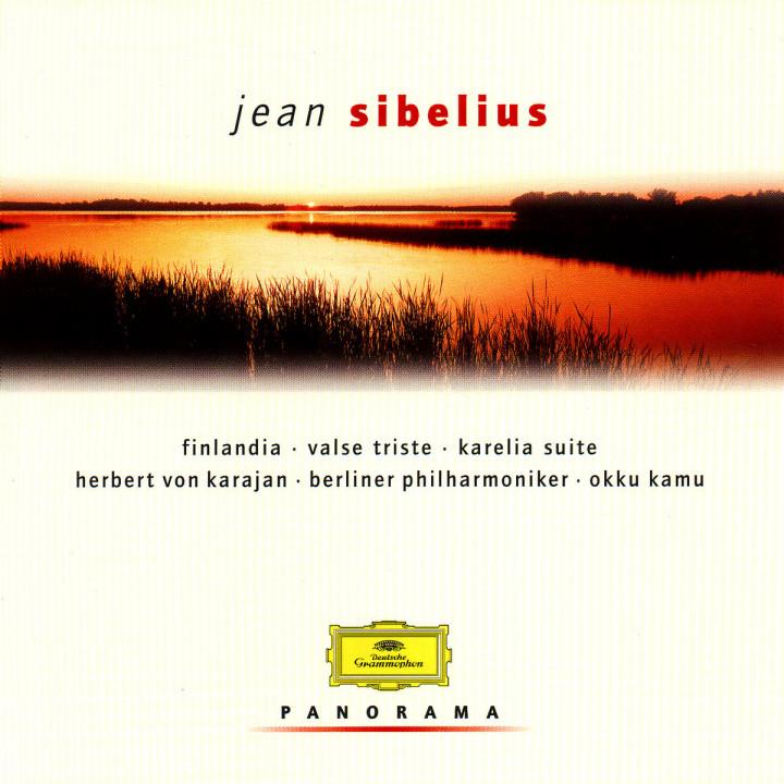 Sibelius: Finlandia: Valse triste; Karelia Suite 0028946920226