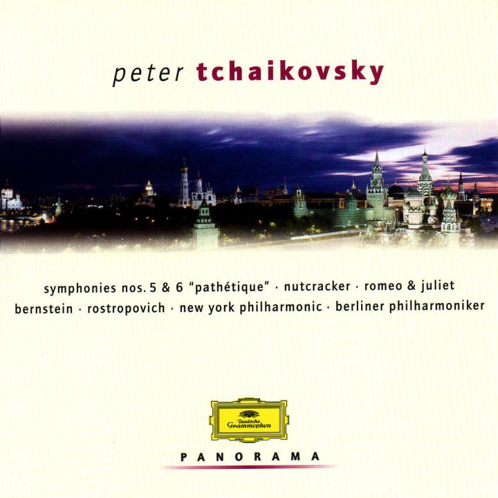 Tchaikovsky: Nutcraker Suite; Symphony No.6 etc. 0028946921423