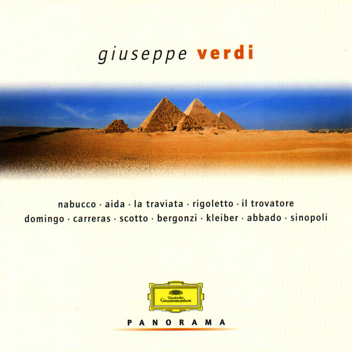Nabucco; Aida; La Traviata; Rigoletto; Il Trovatore (Auszüge) 0028946921722