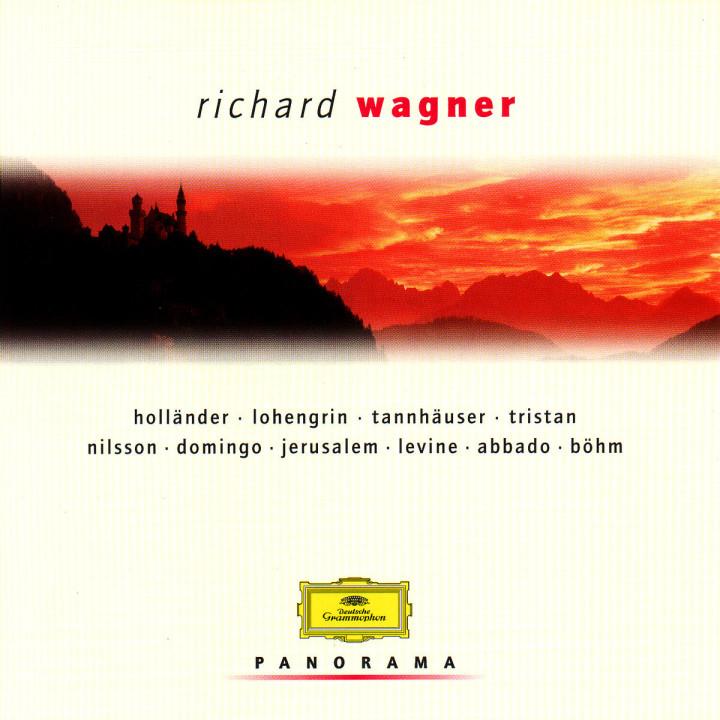 Der Fliegende Holländer; Lohengrin; Tannhäuser; Tristan (Auszüge) 0028946922620