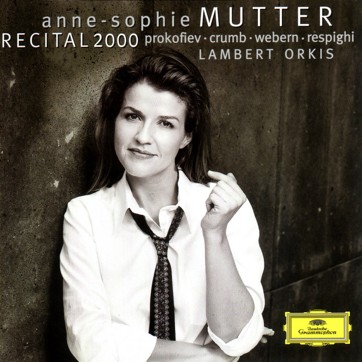 Anne-Sophie Mutter - Recital 2000 0028946950328